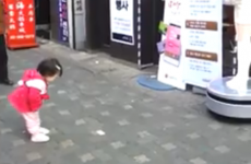 VIDEO: Meet the most polite toddler in the world