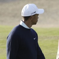 Surprised Tiger missed the cut last weekend? You probably haven't seen this awful drive