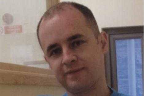 Missing man Philip O'Toole
