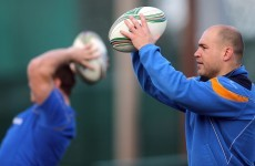 Richardt Strauss out of Ireland's 6 Nations squad, while Declan Kidney calls up 7 more
