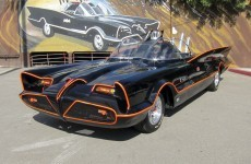 Holy cash cow Batman! Original Batmobile sells for $4.2 million