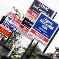 What goes up...: Property prices fall 0.5pc in December