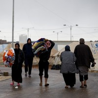 Over 12,000 Syrians flee to Jordan in six days