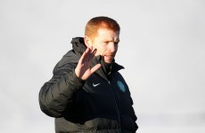 VIDEO: Neil Lennon is happy to take a mid-press conference phone call from your wife, journalists