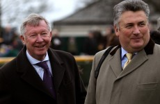 Alex Ferguson's horse set for Grand National tilt