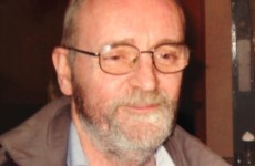 Appeal for missing William Horgan