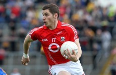 Cork attacker Goulding set for knee surgery