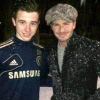 Like father, like son? Brooklyn Beckham on trial at Chelsea