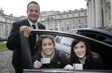 New credit-card sized, Irish driving licences issued
