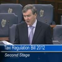 I won't choose taxis driven by a foreign driver, says Fianna Fáil Senator