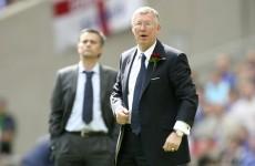 Real Madrid v Man Utd: Mourinho relishing duel with old friend Ferguson