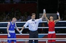 Good news, Paddy: Double Olympic champ Zou turns pro