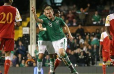 Late switch: Alex Pearce added to Ireland squad