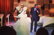 Lady Gaga making a jazz album with Tony Bennett
