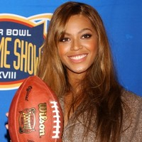 Beyonce's musical tributes to American football