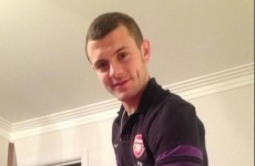 Captain pants-tastic? Jack Wilshere shows off skipper's armband... in his underwear