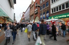Retail sales up in last three months of 2012