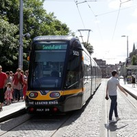 "Luas extension project changes name to ""generate public awareness"""