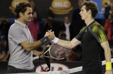 Andy Murray floors Roger Federer in 5-set thriller