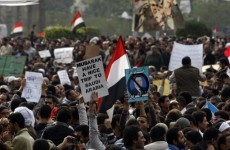 Two million fill Egyptian streets in Mubarak protest