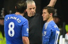 FA charges Eden Hazard over ball boy incident