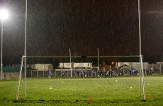 Tonight's Dublin-UCD Walsh Cup match called off due to bad weather