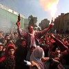 At least 22 dead following clashes in Egypt over football riot verdicts