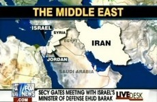 Cringe: Fox News has no idea where Egypt is...