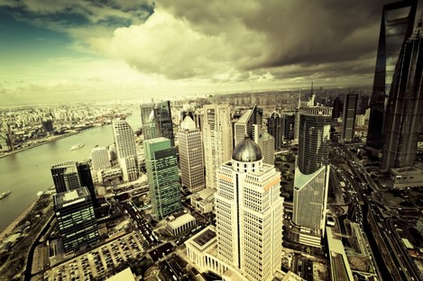 Large cities like Shanghai have an impact on the weather - albeit slight - thousands of miles away, according to new research.