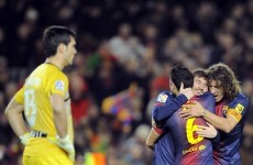 VIDEO: Messi hits four and breaks another record
