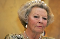 Netherlands' Queen Beatrix to hand throne to eldest son
