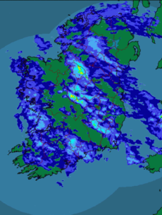 High winds and plenty of rain to hit Ireland again today