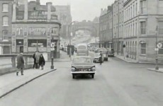 VIDEO: Want to take a trip around Dublin city in 1965? Now you can...