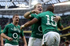 POLL: Should Declan Kidney select Craig Gilroy on the wing for Ireland?