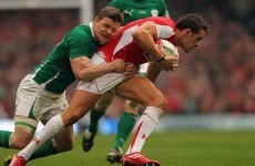 6 Nations: Byrne in the Ha'penny place as Wales scour for second rows