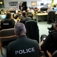 Murder attempt on Omagh police officer
