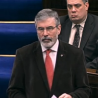 Adams apologises to family of Jerry McCabe and others killed by republicans