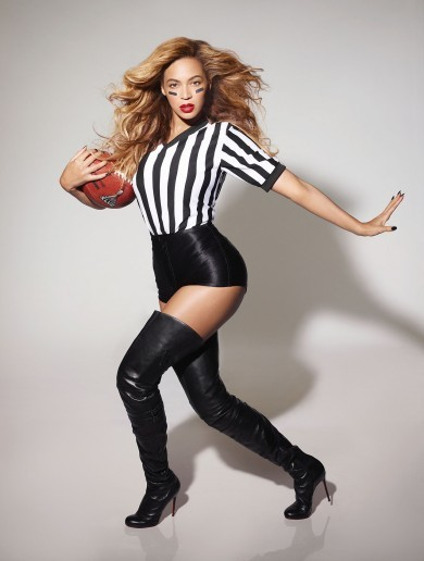'I don't think you're ready...' - 6 pictures that got us excited for Beyonce's Super Bowl half-time show