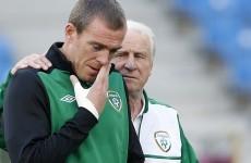 Bad news for Ireland? Richard Dunne suffers injury setback, Lambert admits