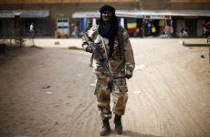 French troops at gates of last major city in northern Mali