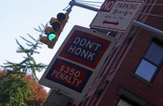 Don't Honk: The signs are going, but nothing has changed in The Big Apple