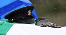 Priest calls for 'reflection on need for further policing' at Garda funeral