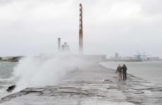 Thousands without power due to high winds