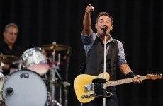 Bruce Springsteen to wreck Ireland for two dates in July