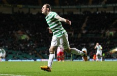 Remember Anthony Stokes? He scored his first goal in 8 months for Celtic last night