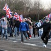 PSNI officers meet with loyalists in bid to end protests