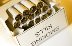 Graphic images to appear on cigarette packets from today
