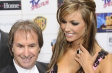 No more red for De Burgh's ladies as he auctions off wine collection