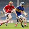 Tipperary and Cork hurlers to experiment