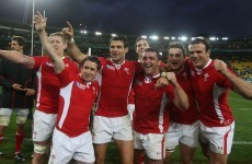 What happened to the Welsh stars that dumped Ireland at RWC 2011?